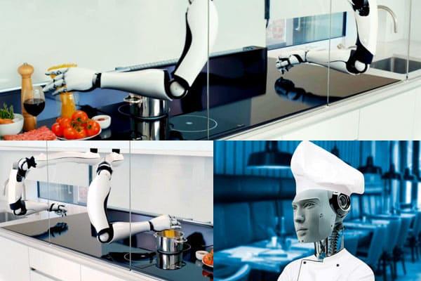 кухонные роботы