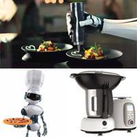 Кухонные роботы.