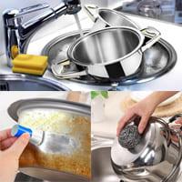 Контрольный список для очистки приборов из нержавеющей стали.